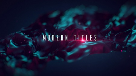 Modern Titles 16074874 After Effects Template Download Videohive