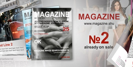 New Magazine N2 7320803 After Effects Template Download Videohive