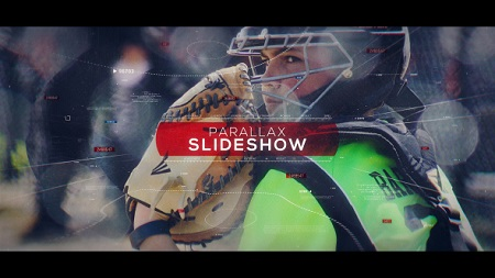 Sport Parallax Slideshow 20402355 After Effects Template Download