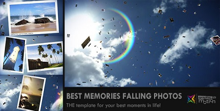 Sunny Falling Photos Slideshow 1868349 After Effects Template Download