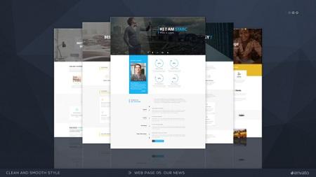 Website Presentation v.3 3D 19825756 After Effects Template Download