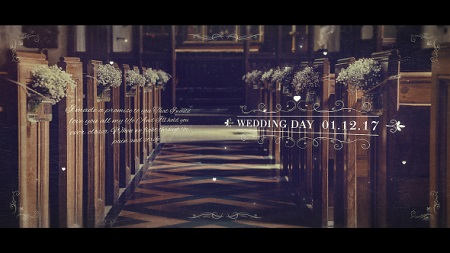 Wedding Parallax Slideshow 21011978 After Effects Template Download