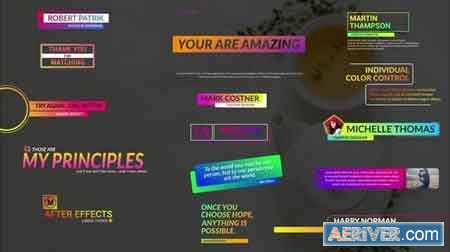 After Effects Projects Creative Titles 2 0 158724