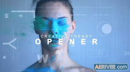 Creative Trendy Opener 158819 After Effects Projects