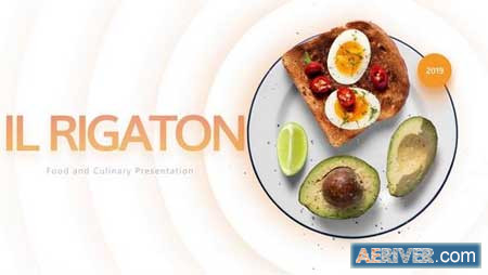 Food and Culinary Presentation 158731 After Effects Projects