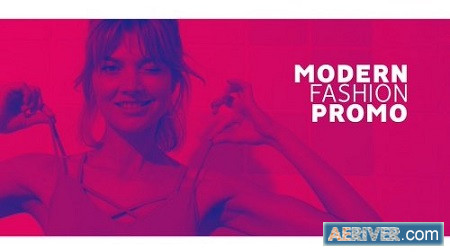 MotionArray Fashion Promo 162130 After Effects Project
