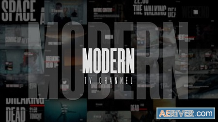 Videohive Contemporary TV Broadcast Graphics Package 23182526