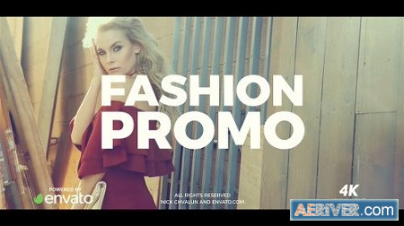 Fashion Promo 21469243 After Effects Template Download Videohive