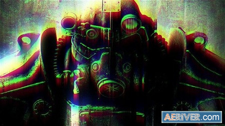 Glitch Twitch RGB TV Noise 1463300 After Effects Project Download
