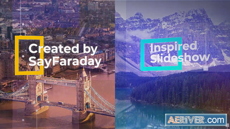 Inspired Slideshow 22082223 After Effects Project Download Videohive