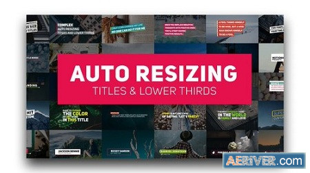 Lower Thirds 21713324 After Effects Project Download Videohive