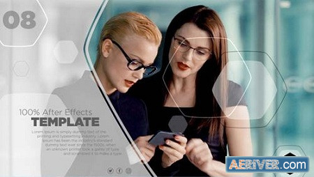 Modern Corporate Slideshow4 23151668 After Effects Project Download