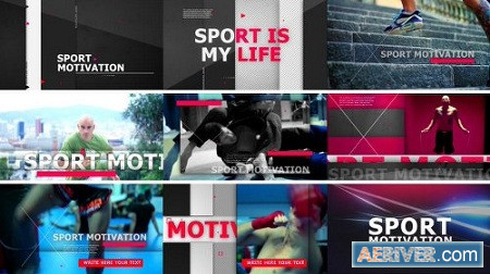 Sport Motivation 9684395 After Effects Project Download