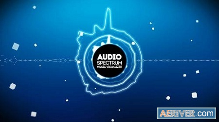 Videohive Audio React Spectrum Music Visualizer 13124457
