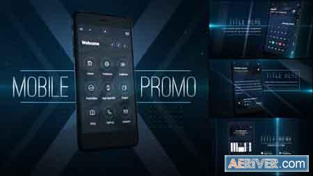 Videohive Mobile Application Promo 19182521 Free