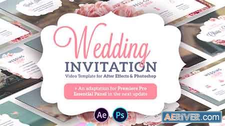 Videohive Wedding Invitation 21072561 Free