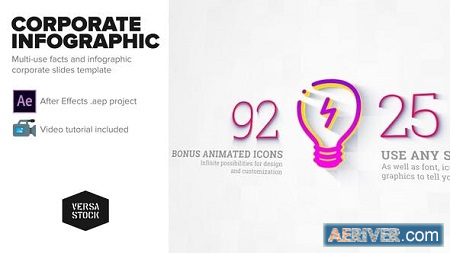 Videohive Corporate Infographic Slides 23645881 Free