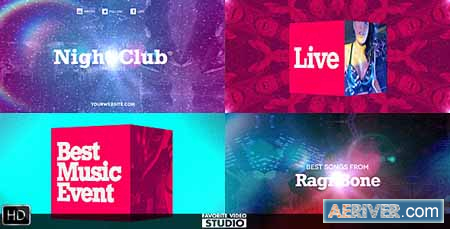 Videohive Favorite Summer Music Event 20294868 Free