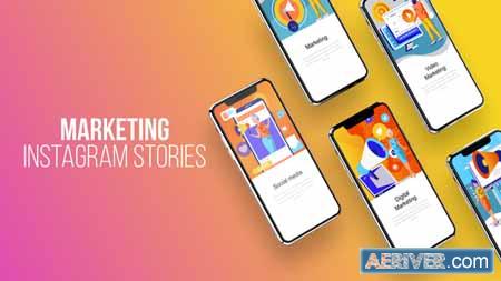 Videohive Marketing - Instagram Stories 23798078 Free