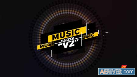 Videohive Music Party 21116583 Free