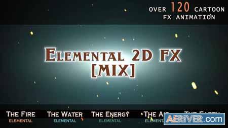 elemental 2d fx pack free download