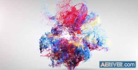 Videohive Colorful Explosion Logo Reveal 2031232 Free