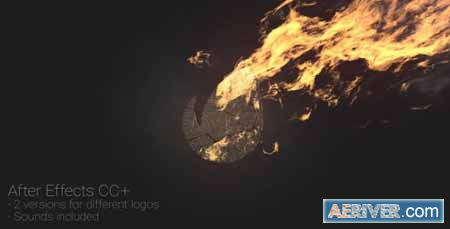 Videohive Logo at Fire 17931737 Free
