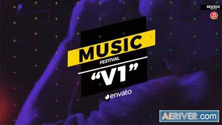 Videohive Music Festival 21227151 Free