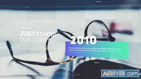 Videohive Timeline Slideshow 20030149 Free