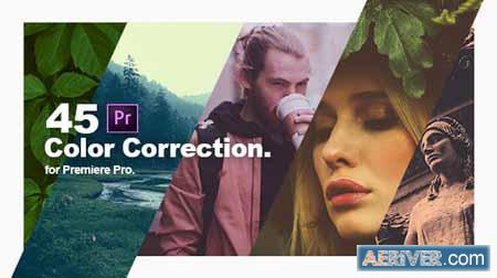 color grading premiere pro presets free
