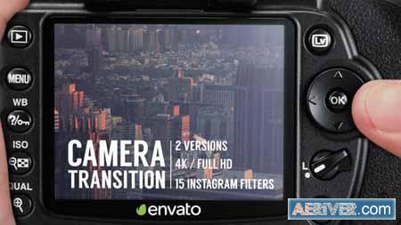 Videohive Camera Transition 15137979 Free