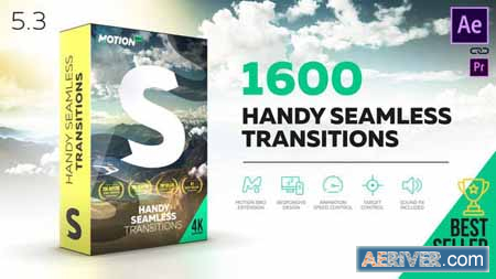 Videohive Transitions v5 3 Crack 18967340 Free