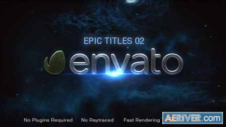 VideoHive Epic Titles 02 18292170 Free