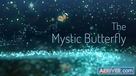 VideoHive Mystic Butterfly Opener 21322870 Free