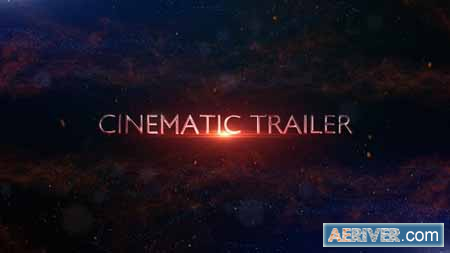 VideoHive Cinematic Trailer Titles 24292957 Free