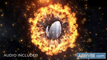 VideoHive Explosion Logo Reveal 22621508 Free