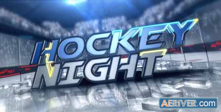 VideoHive Hockey Night Broadcast Package 9406062 Free