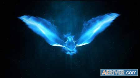 VideoHive Magic Bird Logo 24282156 Free