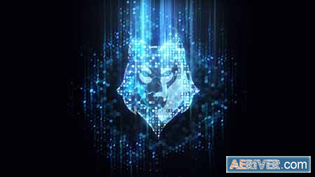 VideoHive Tech Energy Logo Intro 24289927 Free