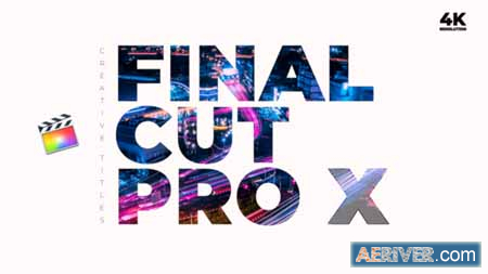 Videohive Creative Titles FCPX 24418181 Free