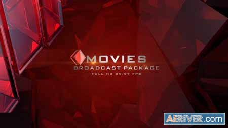 Videohive Movies Broadcast Package 18133339 Free