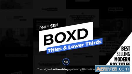 Videohive Titles v4 5 20197947 Free