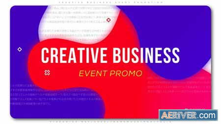 Videohive Creative Business Event Promotion 24473062 Free