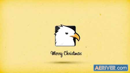Videohive Christmas Elements Logo 13722443 Free