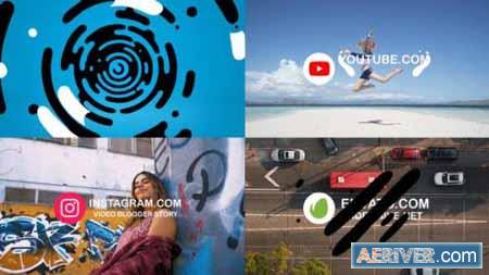 Videohive Creative Liquid Logo 23578055 Free