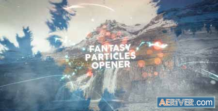Videohive Fantasy Particles Title Sequence 20331999 Free