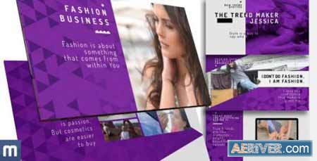 Videohive Fashion Business 11824349 Free