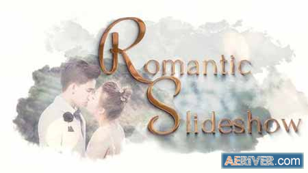 Videohive Romantic Slideshow After Effects Template 21406290 Free