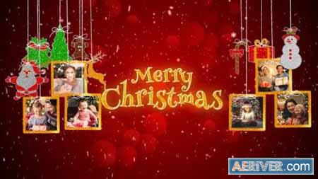 Videohive Christmas Greetings 18927277 Free