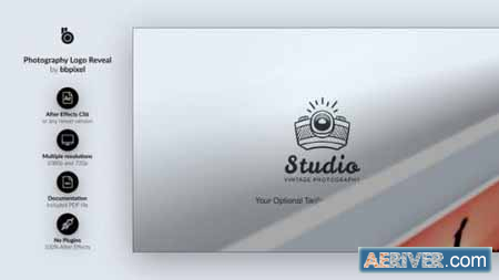 Videohive Photography Logo Reveal 26518156 Free